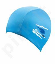 Kepuraitė plaukimui vaikams SEALIFE PE 7703 6 blue
