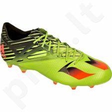 Futbolo bateliai Adidas  Messi 15.1 FG/AG M S74679