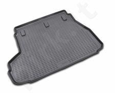 Guminis bagažinės kilimėlis HYUNDAI Elantra hb 2001-2006  black /N15005