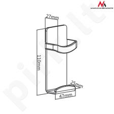 Maclean MC-755 Handle for remote control