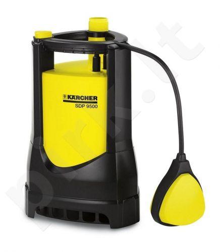 Vandens siurblys Karcher SDP 9500