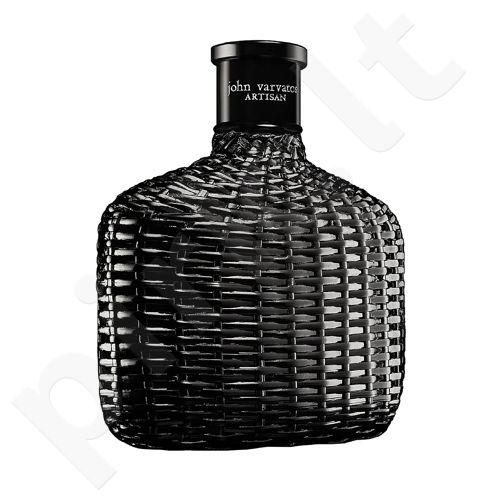 John Varvatos Artisan Black, tualetinis vanduo (EDT) vyrams, 75 ml