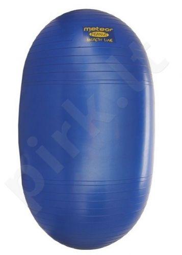 Ovalus gimnastikos kamuolys Meteor Peanut