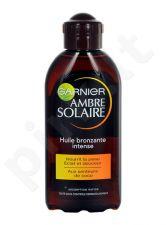 Garnier Ambre Solaire Suntan SPF2 Oil, kosmetika moterims, 200ml