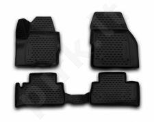 Guminiai kilimėliai 3D LAND ROVER Freelander 2 2013-2014, 4 pcs. /L40003