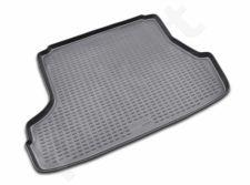 Guminis bagažinės kilimėlis HYUNDAI Elantra sedan 2001-2006  black /N15006