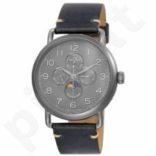 Vyriškas laikrodis BISSET Titanium Moon BSCF18DAVX05AX