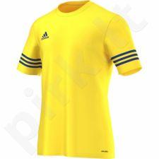 Marškinėliai futbolui Adidas Entrada 14 Junior F50489