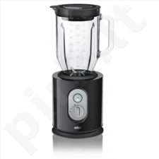 Braun JB5160 Blender, 1.6L capacity, 11 speed levels with Pulse function, 1000W, Black