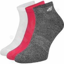 Kojinės 4f 3 poros W H4L17-SOD002