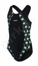 Maud. kostiumėlis merg. 5438 80 140 green/black