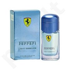 (Testeris)  Ferrari Light Essence, 125ml, tualetinis vanduo vyrams