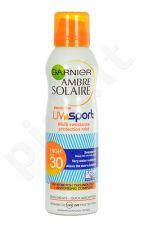 Garnier Ambre Solaire UV Sport Protection Mist SPF30, kosmetika moterims, 200ml