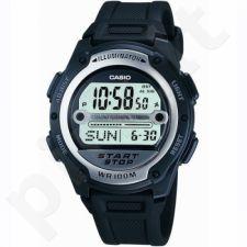 Vyriškas laikrodis Casio W-756-1AVES