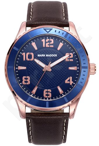 Vyriškas laikrodis MARK MADDOX – Casual kvarcinis WR 30