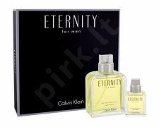 Calvin Klein Eternity, rinkinys tualetinis vanduo vyrams, (EDT 200 ml + EDT 30ml)