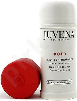 Juvena Body Cream Deodorant, 40ml, kosmetika moterims
