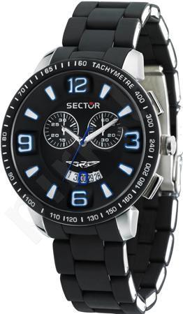Laikrodis Sector   400 Marine. chronografasgrafas or   version. Dial 3D . 48mm.