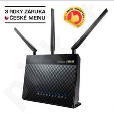 Asus RT-AC68U Dual-Band Wireless 802.11ac-AC1900 Gigabit Router USB 3.0