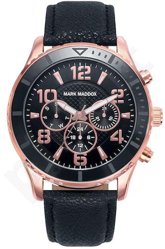 Vyriškas laikrodis MARK MADDOX – Sport kvarcinis. chronometras WR 30 meters