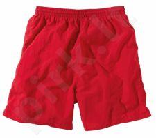 Maudymosi šortai vyrams 4033 5 XL red (U.)