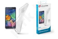 Samsung Galaxy A7 dėklas SHAPE Cellular permatomas
