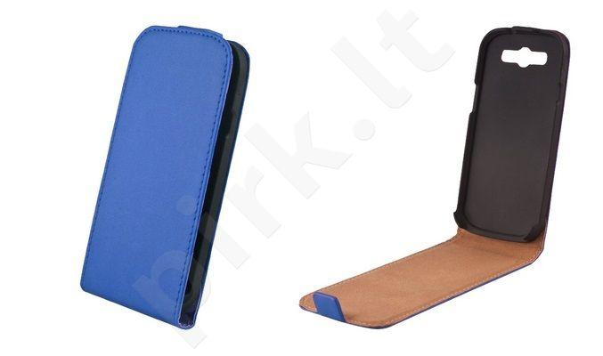 Samsung Galaxy S4 dėklas ELEGANCE Forever mėlynas