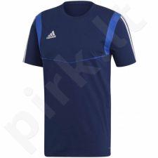 Marškinėliai futbolui Adidas Tiro 19 Tee M DT5413