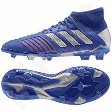 Futbolo bateliai Adidas  Predator 19.1 FG Jr CM8530