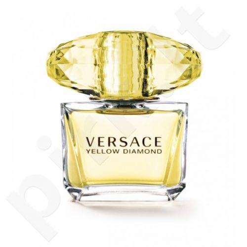 Versace Yellow Diamond, tualetinis vanduo (EDT) moterims, 90 ml (Testeris)