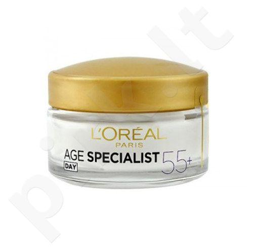 L´Oreal Paris Age Specialist 55+ dieninis kremas, kosmetika moterims, 50ml