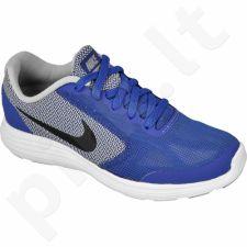 Sportiniai bateliai  bėgimui  Nike Revolution 3 (GS) Jr 819413-402