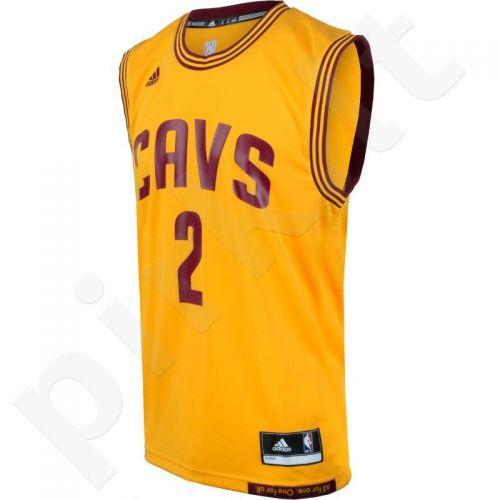 Marškinėliai krepšiniui Adidas Replica Cleveland Cavaliers Kyrie Irving M AM9480