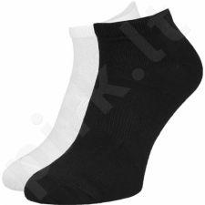 Kojinės Outhorn 2 poros W HOL17-SOD600A baltas , juodas