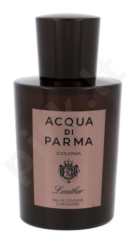Acqua di Parma Colonia Leather, Eau de odekolonas vyrams, 100ml