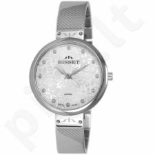 Moteriškas laikrodis BISSET Lozanna BSBF20SISX03BX