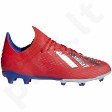 Futbolo bateliai Adidas  X 18.1 FG Jr BB9353
