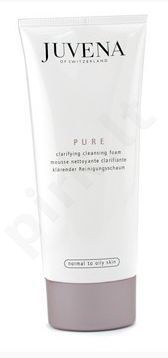 Juvena Pure Cleansing Clarifying Foam, 200ml, kosmetika moterims