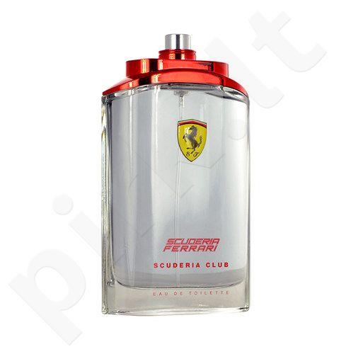 Ferrari Scuderia Club, EDT vyrams, 125ml, (testeris)