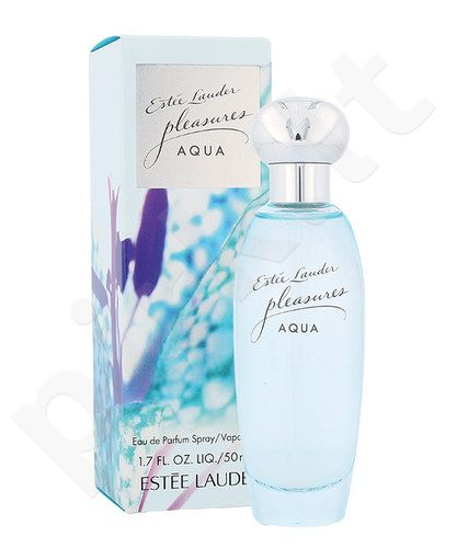 Esteé Lauder Pleasures Aqua, EDP moterims, 50ml