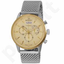 Vyriškas laikrodis BISSET Vaud BSDE88TIGX05AX