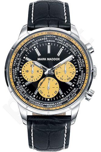 Vyriškas laikrodis MARK MADDOX – Casual kvarcinis. chronometras WR 30 meters