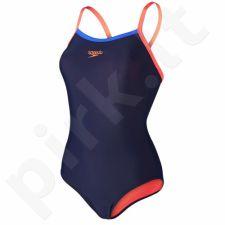 Maudymosi kostiumėlis Speedo Thinstrap Muscleback AF W 8-05403A597