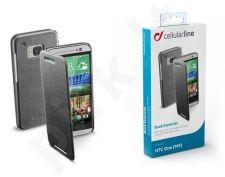 HTC One M9 dėklas BOOK ESSEN Cellular juodas