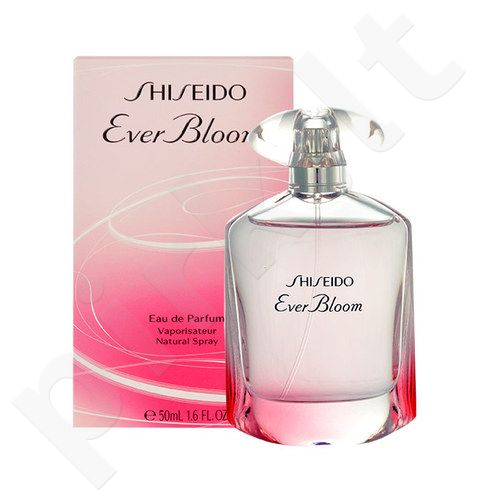 Shiseido Ever Bloom, EDP moterims, 90ml, (testeris)