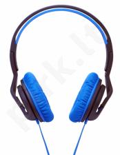 SOUL Transform stereo ausinės, mėlynos
