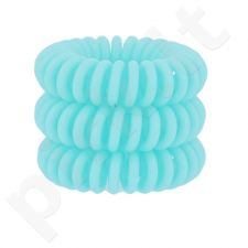 Invisibobble The Traceless Hair Ring, plaukų Ring moterims, 3pc, (Mint To Be)