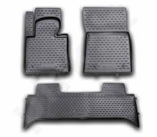 Guminiai kilimėliai 3D LAND ROVER Range Rover III 2001-2010->, 3 pcs. /L40022