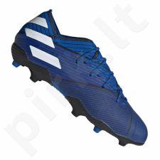 Futbolo bateliai Adidas  Nemeziz 19.1 FG JR CF99957