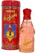 Versace Jeans Red, tualetinis vanduo (EDT) moterims, 75 ml (Testeris)